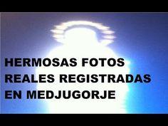 SORPRENDENTES IMAGENES DEL CIELO FOTOS MILAGROSAS DE LA VIRGEN MEDJUGORJE - YouTube
