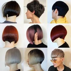 Romanian-based hair cutter Ciprian Vaida shares his education-based cutting content that diagrams his every move the sections, projection, root movement, cutting angles and contouring. Blonde Ombre, Blonde Color, Girl Haircuts, Girl Hairstyles, Short Hair Styles, Natural Hair Styles, Curtain Bangs, Hair Cutter, Short Hair With Layers