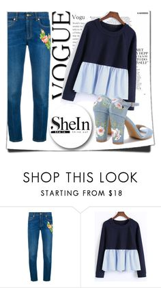 """""""Untitled #34"""" by vogue35-1 ❤ liked on Polyvore featuring Gucci"""