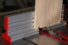 Box Joint Jig