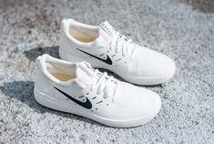 Nike SB Nyjah Free White Shoe 8f98b09ff