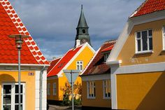 Skagen, Denmark...such a pretty town, would love to see it again