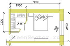 планировка маленькой квартиры - Поиск в Google
