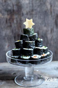 Kokit ja Potit -ruokablogi: Sushikuusi
