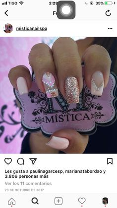 Uñas Magic Nails, Finger, Marble Nail Art, Easter Nails, Get Nails, Toe Nail Designs, Nails On Fleek, Spring Nails, Manicure And Pedicure