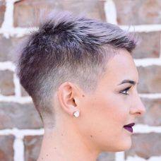 Lisa Cimorelli Short Hairstyles - 7 - Hairstyles For Women Edgy Short Hair, Super Short Hair, Girl Short Hair, Short Hair Cuts, Short Hair Styles, Girls Short Haircuts, Short Hairstyles For Women, Cimorelli, Sassy Hair