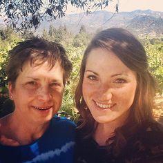 Happy birthday to this beautiful lady! #lovemymom #napa #winetasting #soblessed by tacoaub