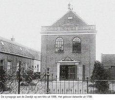 Hilversum - Zeedijk - Synagoge
