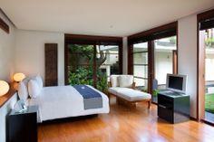 Villa Ramadewa Seminyak - guest bedroom #2 http://www.prestigebalivillas.com/content/view/about/