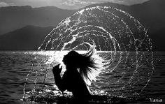 Minhas desequilibradas palavras são o luxo do meu silêncio. Clarice Linspector