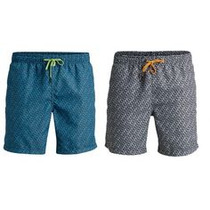 Deze Björn Borg Loose Shorts #zwembroek met Code print voor heren is er in twee kleuren. #dws