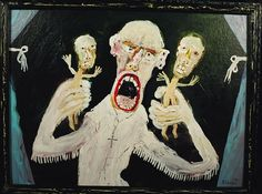 Ronald Sloan Homage to Goya