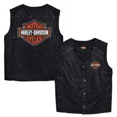 Harley Davidson Toddler Boys Motorcycle Vest   http://www.kiditude.com/catalog/cool-baby-clothes/harley-davidson-toddler-boys-vest-1308.html