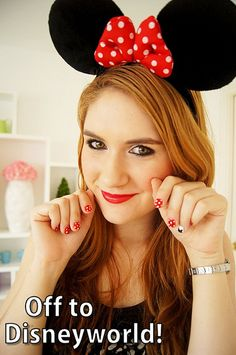 Disney by the joy of fashion, via Flickr