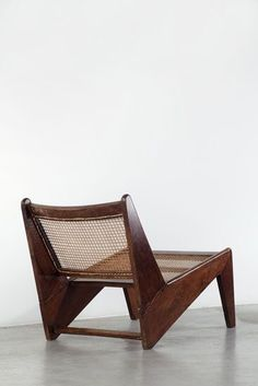 ‣‣ Kangourou lounge chair by Pierre Jeanneret