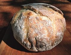 This delicious and simple No-Knead Einkorn Bread recipe by Eli Rogosa is safe…