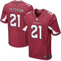 Men s Nike Arizona Cardinals  21 Patrick Peterson Elite Team Color Red  Jersey  129.99 Ray Lewis baafc16be