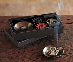 #PartyLite Global Inspirations Coil Incense Set