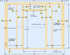 Framing walls in construction how to build a frame for an interior how to build the shed walls detailed instructions for framing the wall adding siding and installing a window solutioingenieria Choice Image