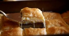 Cheese Borek Recipe.Everyone loves this cheese borek.Very filling full of calories,but at the same time incredibly delicious. I don't make this cheese borek