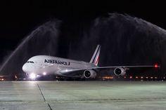 O RIOgaleão é um dos 230 aeroportos no mundo que pode receber o gigantesco A380 (Airbus)