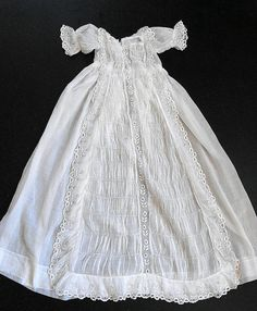 LOVE, split & lengthen sleeves, add ribbon to sleeves and waist, maybe rosette at top, and buttons down back