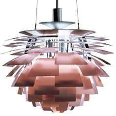 Poul Henningsen: Louis Poulsen PH Artichoke Pendant Lamp