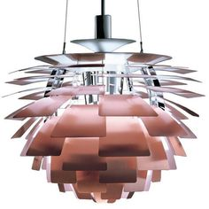 PH Artichoke Lamp by Poul Henningsen
