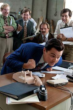 Leonardo DiCaprio - The Wolf of Wall Street, Martin Scorsese Martin Scorsese, Leonardo Dicaprio Movies, Jordan Belfort, Bon Film, Wolf Of Wall Street, College Humor, Dad Jokes, Great Movies, Movies Showing