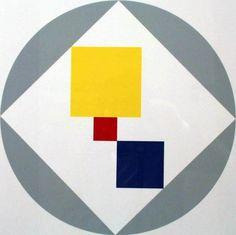 Kunstenaar: Bob Bonies, 1990  zeefdruk  70 x 50 cm (70,5 x 50,5 cm)