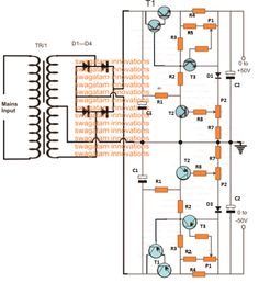 The post explains a simple yet very useful 0 to 50V dual power supply circuit which also includes a wide range current control feature right from 0 to 10 amps. The idea was requested by Mr. Tamam. The Request Dear Swagatam, It was my long term dream to build a 2 channel power supply for …