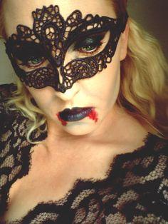 """Make Up and more: """"Jetzt laden die Vampire zum Tanz!"""" Make-Up"""