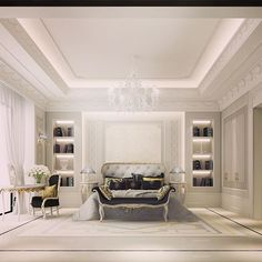 Bedroom suite design by IONS DESIGN