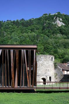 Spectacles Jeux Restaurant Malcotti Roussey Architectes: