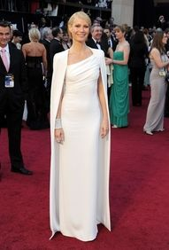 Gweneth Palthrow in Tom Ford Oscars 2012