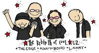 U2/cute drawing!