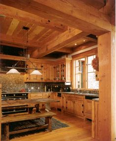 Timber Frame Projects