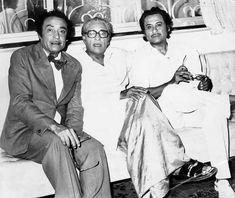 Ashok Kumar, Kishore Kumar, Legendary Singers, Romantic Mood, Film Industry, Bollywood, Actors, Classic, Vintage