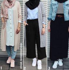 Fashion Hijab Sweety on Today Modest Fashion Hijab, Modern Hijab Fashion, Street Hijab Fashion, Casual Hijab Outfit, Hijab Fashion Inspiration, Islamic Fashion, Muslim Fashion, Fashion Outfits, Hijab Style