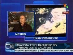 Versión de PGR sobre caso Ayotzinapa es una fantasía: científico UNAM