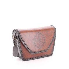 Handmade Original Genuine Leather Anatolian Girls Shoulder Bags