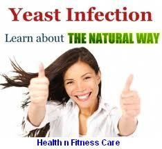 CURE YEAST INFECTIONS NATURALLY