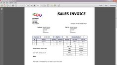 PDF invoice generated by StarCode POS and Inventory software/app Inventory Management Software, Fulfillment Services, Point Of Sale, Best Relationship, Pos, Coding, Small Businesses, Ideas, Small Business Resources