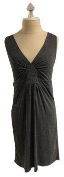 J.Crew Grey Dress $24