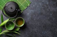 Everything you've ever wanted to know about green tea