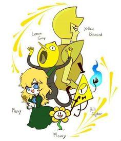 Amarillo el color del mal | Cartoon Amino Español Amino