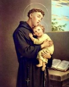 """This prayer to St. Anthony is said to have """"never been known to fail"""" - The Catholic Herald Lds Pictures, Religious Pictures, Religious Art, Catholic Herald, Catholic Saints, Roman Catholic, Prayer To St Rita, Catholic Communion, Saint Anthony Of Padua"""