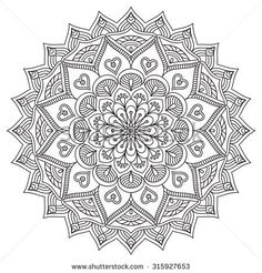 Mandala. Vintage decorative elements. Oriental pattern, vector illustration.  Islam, Arabic, Indian, turkish, pakistan, chinese, ottoman motifs