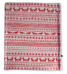 Fair Isle Style Baby Blanket- pattern inspiration