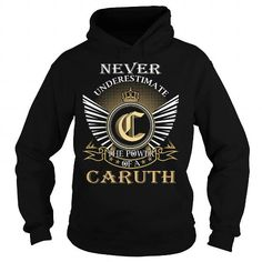 Never Underestimate The Power of a CARUTH - Last Name, Surname T-Shirt #name #tshirts #CARUTH #gift #ideas #Popular #Everything #Videos #Shop #Animals #pets #Architecture #Art #Cars #motorcycles #Celebrities #DIY #crafts #Design #Education #Entertainment #Food #drink #Gardening #Geek #Hair #beauty #Health #fitness #History #Holidays #events #Home decor #Humor #Illustrations #posters #Kids #parenting #Men #Outdoors #Photography #Products #Quotes #Science #nature #Sports #Tattoos #Technology…